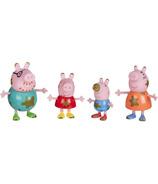 Peppa Pig Muddy Puddles Family