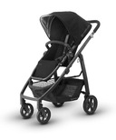 UPPAbaby Cruz Stroller Jake Black with Graphite Frame