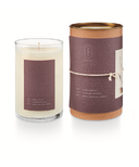 ILLUME Natural Glass Candle Cypress Lavender
