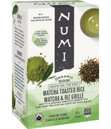 Numi Organic Matcha Toasted Rice Tea