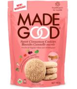 MadeGood Crunchy Cookies Sweet Cinnamon
