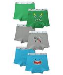 Zoocchini Organic Boys Boxer Briefs