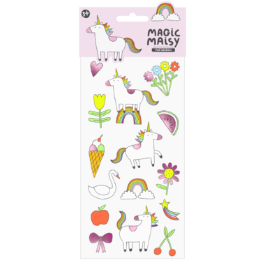 Magic Maisy Foil Stickers