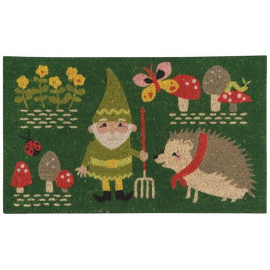 Now Designs Doormat Gnome Sweet Gnome
