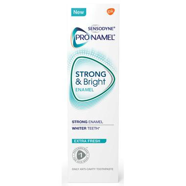 Sensodyne ProNamel Strong & Bright Enamel Daily Care Toothpaste Extra Fresh