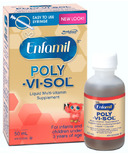 Enfamil Poly-Vi-Sol Liquid Multi-Vitamin Supplement