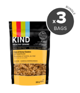 KIND Oat & Honey Clusters with Toasted Coconut Bundle