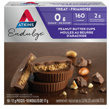 Atkins Endulge Treats Peanut Butter Cups 10-Pack