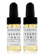 Herbivore Beard Tonic Vetiver + Sage & Cedar + Bergamot