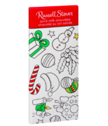 Russell Stover Milk Chocolate Colour Bars