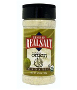 Redmond Real Salt Organic Onion Seasoning Salt