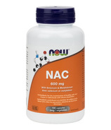 NOW Foods NAC with Selenium & Molybdenum