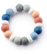 Little Cheeks Multi Ring Silicone Teether Briggs