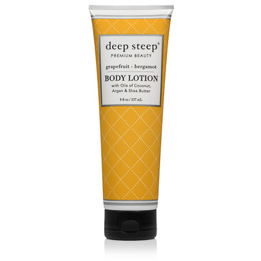 Deep Steep Classic Body Lotion Grapefruit Bergamot
