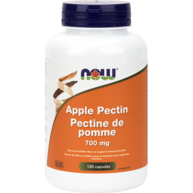 NOW Foods Apple Pectin 700 mg
