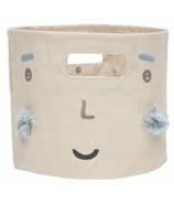 Petit Pehr Peek-A-Boo Faces & Hatched Dots Boy Mini