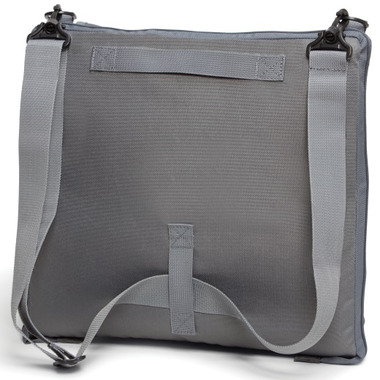 Skip Hop Central Park Outdoor Blanket & Cooler Bag Grey Feather