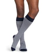 Sigvaris Microfiber Shades Compression Socks Mens Mariner