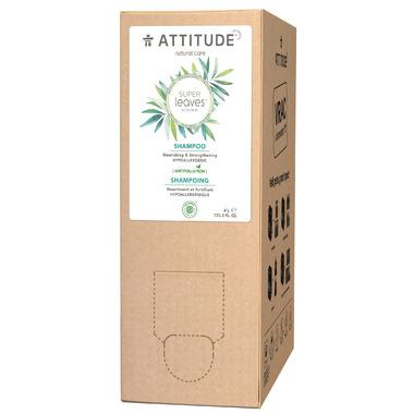 ATTITUDE Super Leaves Bulk To Go Shampoo Nourishing & Strengthening