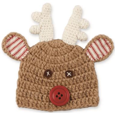 Mud Pie Reindeer Hat
