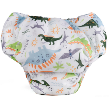 Mother ease Bedwetter Pant Washable Pull-Up Dino Small