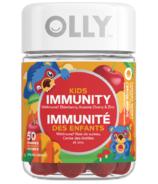 Vitamine OLLY Immunité pour enfants