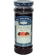 St. Dalfour Spreads Four Fruits Spread