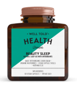 Well Told Health Beauty Sleep