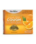 Herbion Cough Lozenges Orange
