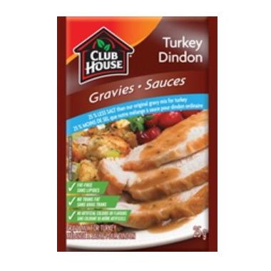 Club House Turkey Gravy Mix