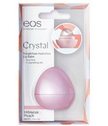 eos Crystal Weightless Hydration Lip Balm Hibiscus Peach