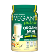 Vegan Pure Organic Meal Replacement Vanilla