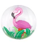 Sunnylife Inflatable Beach Ball 3D Flamingo