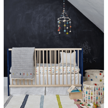 Petit Pehr Little Peeps Crib Sheet