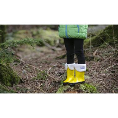 Stonz Rain Boot Liners Ivory
