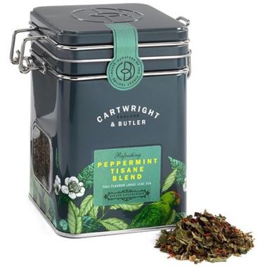 Cartwright & Butler Peppermint Loose Leaf Tea Tin