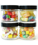 papabubble Handcrafted Candies Gift Set Mixed Fruit Candy