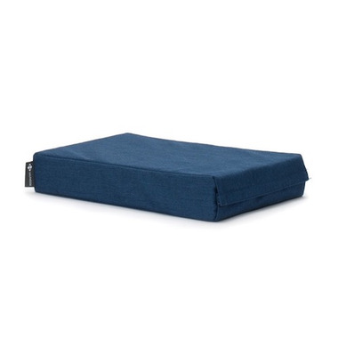 Halfmoon Chip Foam Yoga Block with Cover