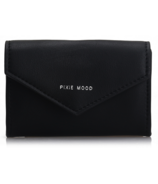 Pixie Mood Carol Card Case Black