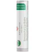 Shoosha Smoocha Organic Lip Blam Euclyptus Mint