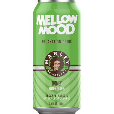 Marley Mellow Mood Honey Green tea