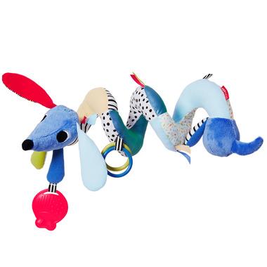 Skip Hop Vibrant Village Musical Spiral Toy Dog