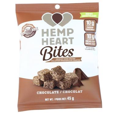 Manitoba Harvest Hemp Heart Bites Chocolate