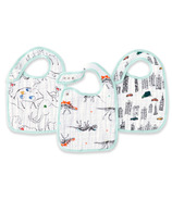 aden + anais Classic Snap Bibs Colour Pop