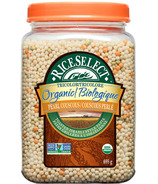 RiceSelect Tri-Colour Organic Pearl Couscous