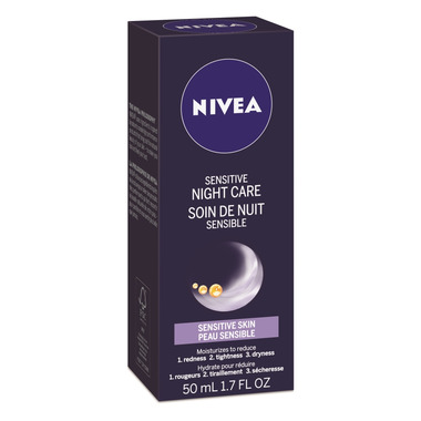 Nivea Sensitive Night Care