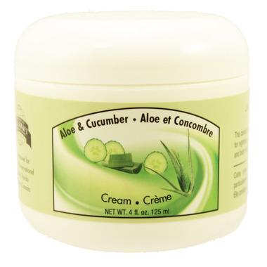 AK Nutrition Aloe and Cucumber Cream