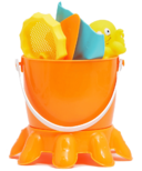 Sunnylife Kids Neon Orange Beach Sand Kit