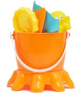 Sunnylife Kids Neon Orange Beach Sand Kit