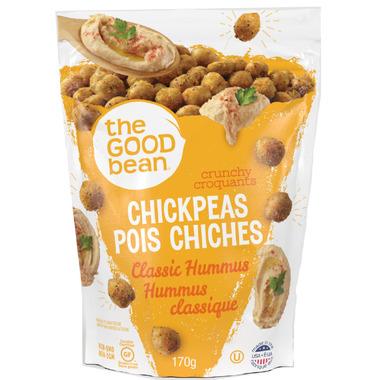 The Good Bean Classic Hummus Chickpeas